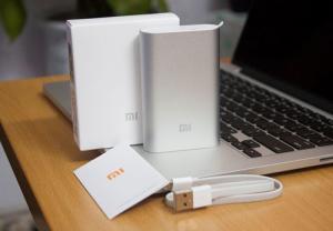 Pin sạc dự phòng Xiaomi Power Bank Gen 2 10000mAh (Bạc)