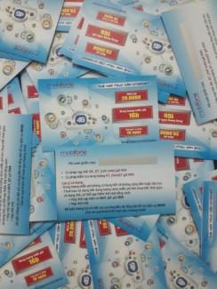 Thẻ cào data 4G mobifone 1000MB