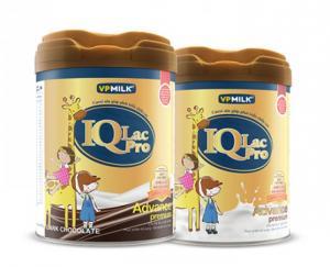 Sữa IQLac Pro Advance Premium hương Socola hộp 900g > 2 tuổi