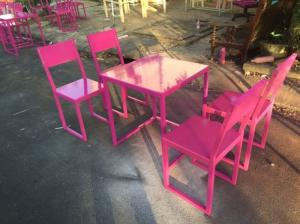 Bàn ghế Cafe trà sữa