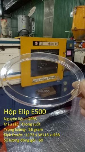 Hộp Elip E500