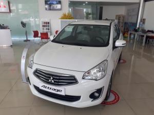 Mitsubishi Attrage 2017 nhập khẩu,giảm giá cuối năm,chỉ từ 460 triệu.