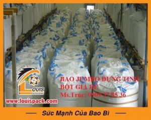 Bao JUmbo giá rẻ, sản xuất theo số lượng lớn: nong san xuat khau