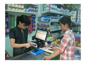 Cần nhân viên phụ bán ở cửa hàng mini