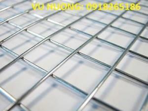 Lưới thép hàn D6 A50x100, 100x100, 100x150, 150x200... làm theo đơn đặt hàng