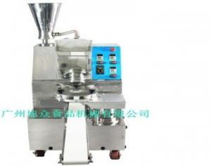 Máy làm bánh bao tròn XZ86, máy làm bánh bao nhân thịt, máy làm bánh bao tự động