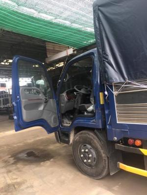 Xe tải Hyundai HD800 do nhà máy ô tô Veam nhập khẩu 100% linh kiện Hàn Quốc