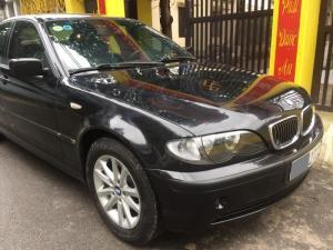 Bán xe BMW 318i sx 2005 zin nguyên tự động đen cực kỳ sang trọng