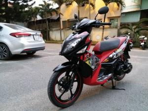 Yamaha Nouvo 4 135cc Phiên Bản Đặc Biệt Tem 4 G Tuyệt Đẹp