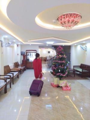 Sảnh khách sạn Yến Vy