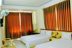 Phòng tại khách sạn Yến Vy