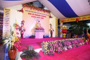 Dịch vụ tổ chức lễ khởi công, động thổ