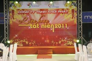 Dịch vụ tổ chức lễ tất niên cuối năm