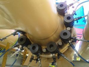 Kích căng kéo giãn bulong, dùng cho bulong cỡ M95. Để biết thêm thông tin về sản phẩm Quý Khách vui lòng liên hệ