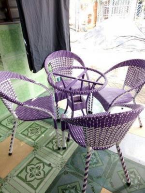 Bàn ghế Cafe việt nhiều mẫu đẹp