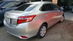 Bán Toyota Vios E 1.5MT số sàn sản xuất 2015