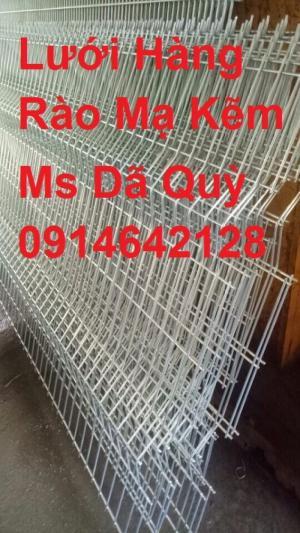 Lưới Thép Hàng Rào D5 ô 50x150 Mạ Kẽm sơn tĩnh điện