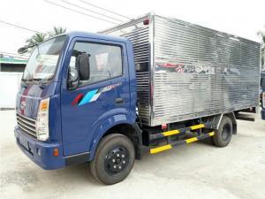 Xe tải Daehan tera 230 thùng dài 4m3 máy Huyndai xe Hàn Quốc