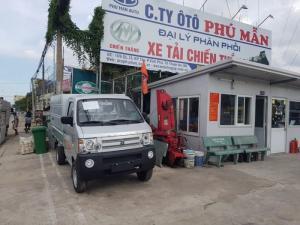 Xe tải Dongben 870kg /giá xe tải DONGBEN 870Kg tại cty ô tô Phú Mẫn