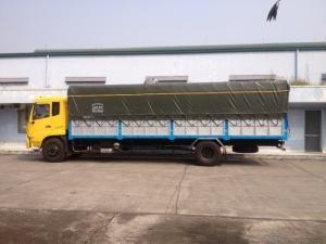 Xe tai Dongfeng 8 tấn thùng 8m6 nhập khẩu