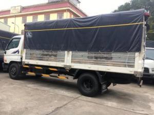 Xe tải hyundai hd120sl thùng dài 6m2