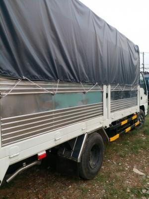 Xe tải ISUZU QKR55H 2,2 TẤN, thùng kín inox, trả trước 150 triệu, giao xe ngay - Hỗ trợ vay trả góp 85%