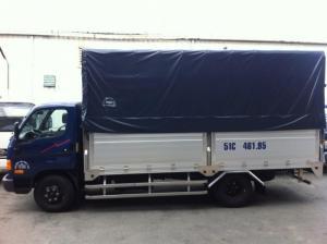 Xe tải Hyundai DOTHANH Mighty HD99 6.5 tấn thùng mui bạt