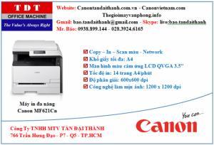 Máy in đa năng Canon MF621CN - Master Dealer Canon VN