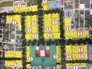Bán đất nền dự án Khu phố chợ Điện Nam Bắc - Cơ hội làm ăn kinh doanh buôn bán