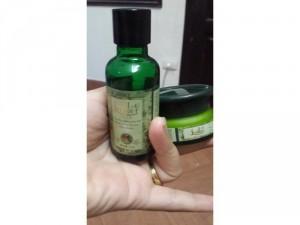 serum+kem trị nám ban đêm