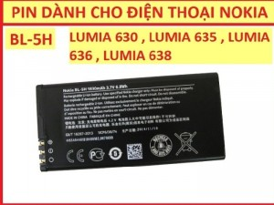 Pin điện thoại nokia lumia 630