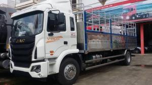 Xe tải JAC 2 chân nhập khẩu tải trọng 9350kg