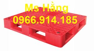 Tìm đại lý phân phối pallet nhựa PL05LK chiết khấu cao