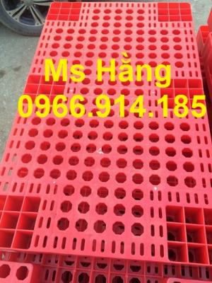 Thanh lý pallet nhựa PL04LS số lượng lớn