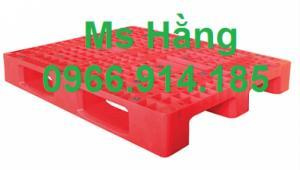 Pallet nhựa PL04LK giá rẻ