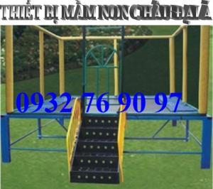nhà banh, sàn nhún cho trẻ em vui chơi vận động