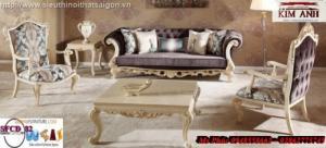 Sang trọng với mẫu sofa tân cổ điển nhập khẩu châu âu ms SFCĐ_82