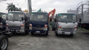 Xe tải Jac 2,4T hướng đến tiêu chuẩn Euro 4