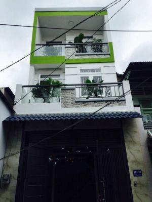Nhà 281/ 28 đường Khuôn Việt quận Tân Phú