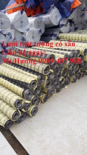 Lưới trát tường, lưới tô tường, lưới thép hàn, Lưới Inox... hàng có sẵn