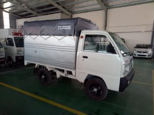 Xe tải Suzuki Carry Truck 5 tạ 2017 - 2018 thùng siêu dài.