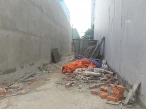 Bán đất 4x19, 2.4 tỷ, 2 mặt tiền, hẻm 8m, 1 sẹc Lê Thị Riêng, Thới An, Q12