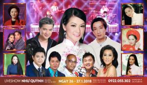 Bán vé Liveshow Như Quỳnh tại Hà Nội