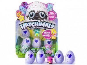 Bộ đồ chơi Hatchimals egg 4 trứng Quà Tặng Sinh Nhật Đáng Yêu Cho Bé - MSN1831066