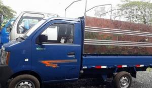 Xe tải nhẹ dongben 870kg DB1021 thùng mui bạt