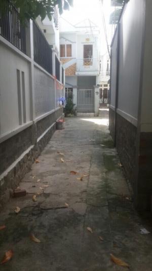 Về quê! Cần bán gấp nhà hẽm đường Lê Văn Thịnh, KP 2, Phường Cát Lái, Quận 2