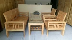 Bộ Sofa Gỗ  Giá Xuất Xưởng