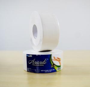 Bán giấy vệ sinh cuộn lớn Anandi, bán giấy vệ sinh công nghiệp