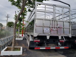 JAC 4 Chân  tải trọng hoàng hóa 17950 Kg