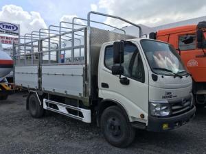 Xe tải hino 5t nhập khẩu, xe tai hino 5t, xe tải hino WU342L 5t mui bạt